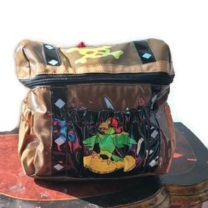 Kidorable  pirate chest backpack.